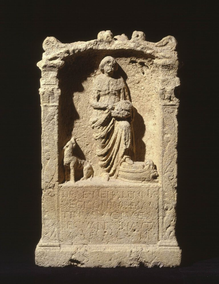 Afbeelding Nehalennia altaar - foto: RMO